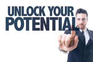 שחרר את הפוטנציאל שיש בך