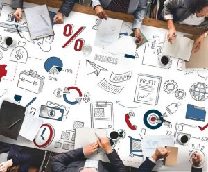 סיעור מוחות לקידום עסק