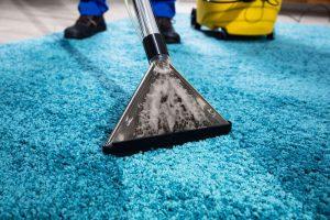 ניקוי של שטיח