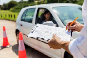 מבחן נהיגה סימולטני