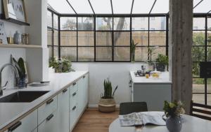 חלונות בלגיים בבית
